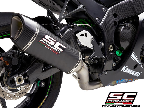 SC Project SC1-R Slip-On Exhaust for Kawasaki ZX-10RR