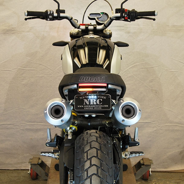 New Rage Cycles Tail Tidy for Ducati Scrambler 1100