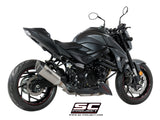SC Project SC1-R Slip-On Exhaust for Suzuki GSX-S750