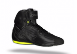 Alpinestars Faster-2 Black White Yellow Fluo Red Shoes