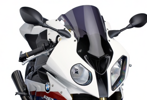 Puig Racing Windscreen for BMW S1000RR 2013-2014 - Smoke