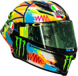 AGV Pista GP R Valentino Rossi Winter Test 2019 Limited Edition Carbon Helmet