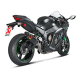 Akrapovic Evolution Full Exhaust System for Kawasaki ZX-10R