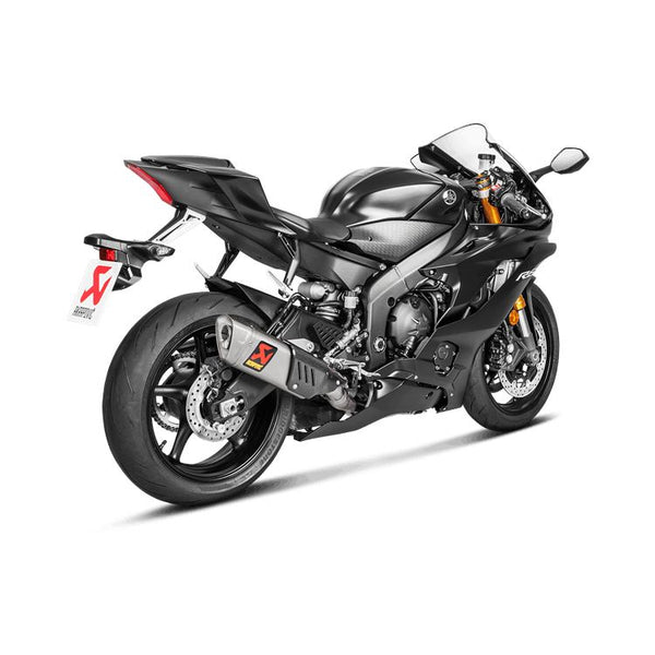 Akrapovic Evolution GP Full Exhaust System for Yamaha R6