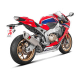 Akrapovic Evolution GP Exhaust System for Honda CBR 1000RR