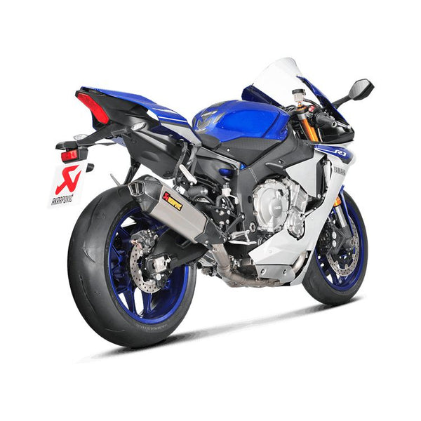 Akrapovic Racing Full Exhaust System for Yamaha R1