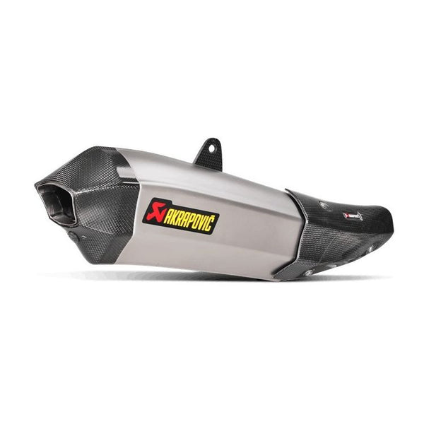 Akrapovic Slip-On Exhaust for Yamaha R1