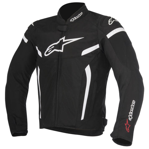Alpinestars T-GP Plus R v2 Air Jacket (Black/white - MEDIUM)