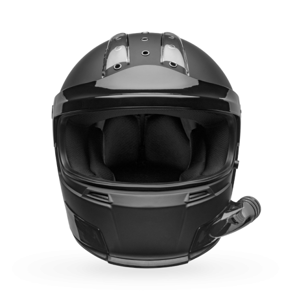 Bell Eliminator Forced Air Matte Black Helmet