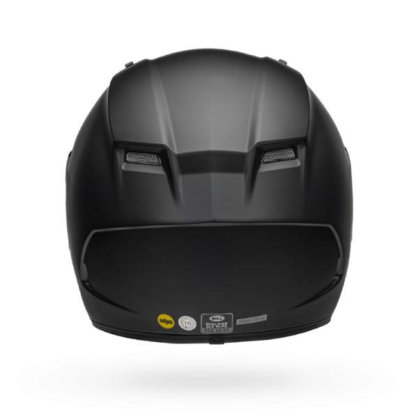 Bell Qualifier DLX Mips-Equipped Solid Matte Black Helmet