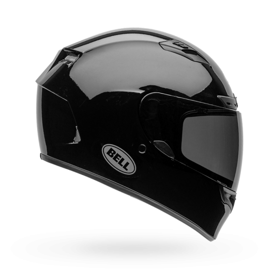 Bell Qualifier DLX Mips-Equipped Gloss Black Helmet