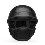 Bell Rogue Honor Matte Titanium/Black Helmet