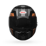 Bell RS-2 Gloss/Matte Copper/Black/Titanium Empire Helmet