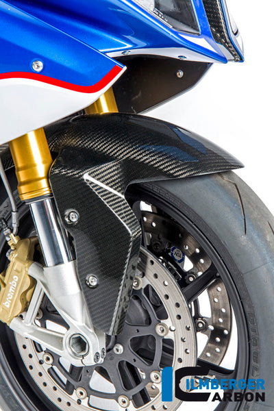 Ilmberger-Carbon Fiber Front Mudguard for BMW S1000RR 2017-2018