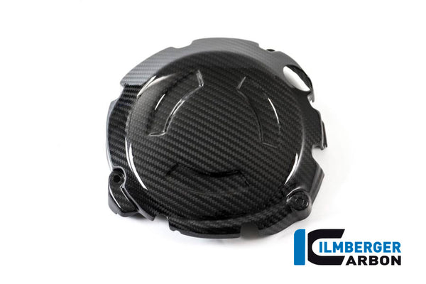 Ilmberger-Carbon Fiber Clutch Cover for BMW S1000RR 2017-2018