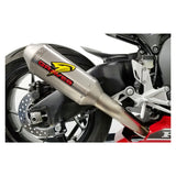 Graves Cat Back Slip-On Exhaust for Honda CBR 1000RR