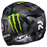 HJC RPHA 11 Pro Monster Military Helmet