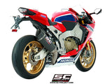 SC Project SC1-R Slip-On Exhaust for Honda CBR 1000RR