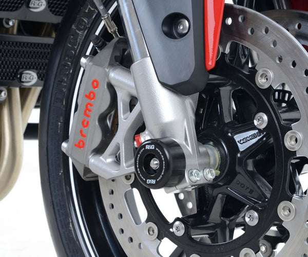 R&G Front Fork Protector for Triumph Speed Triple RS