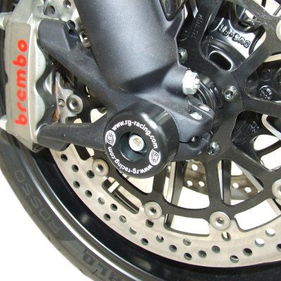 R&G Front Fork Protector for Ducati Diavel