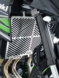 R&G Racing Stainless Steel Radiator Guard for Kawasaki Ninja 1000