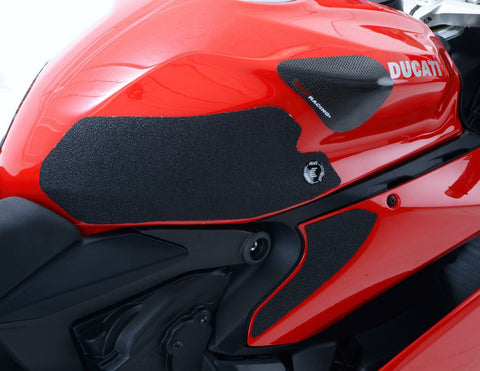 R&G Tank Traction Grips for Ducati Panigale V2