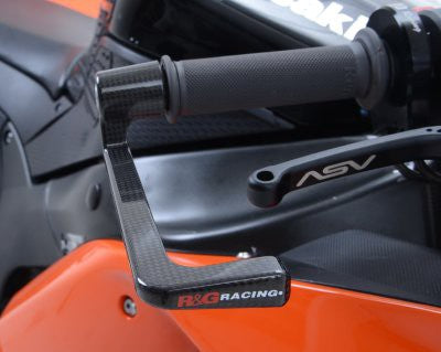 R&G Carbon Fibre Lever Guard for Kawasaki Ninja H2