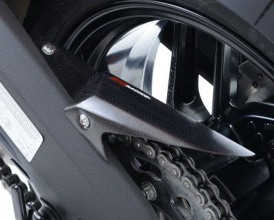 R&G Carbon Fibre Chain Guard for Ducati Panigale 959