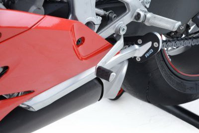 R&G Kickstand Shoe for Ducati Panigale V2