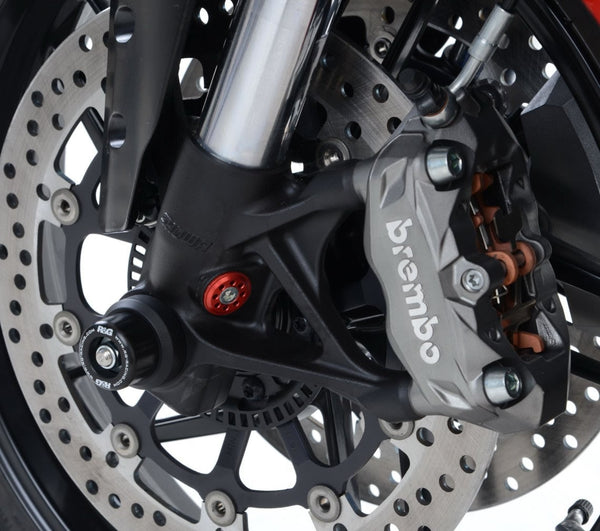 R&G Front Fork Protectors for Ducati Panigale V4