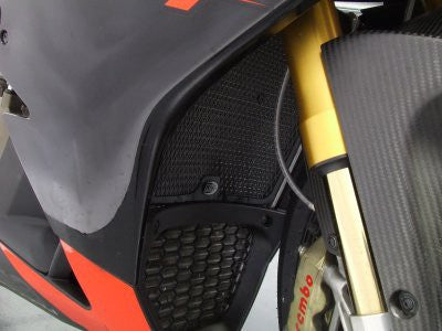 R&G Radiator Guard for Aprilia RSV4