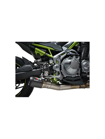 Austin Racing GP3 De-Cat Full Exhaust System for Kawasaki Z900