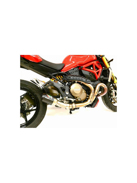 Austin Racing DE-CAT Exhaust for Ducati Monster 821
