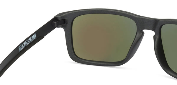 Oakley Grey Purple Mirror 02 Unisex Sunglasses