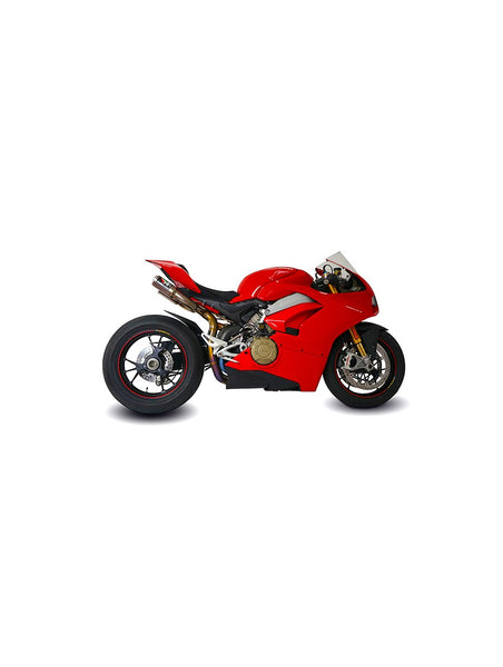 Austin Racing Underseat Full Exhaust System for Ducati Panigale V4