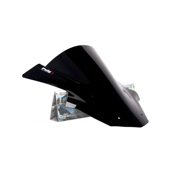 Puig Racing Windscreen for Kawasaki ZX10R 2011-2015 - DARK