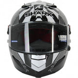 Shark Race-R Pro GP Zarco Winter Test 2018 Helmet