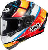 Shoei X-Spirit III De Angelis TC-1 Helmet