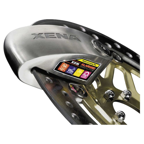 Xena XX15 Disc Lock with Alarm