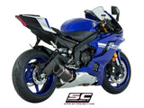 SC Project SC1-R Slip-On Exhaust for Yamaha R6