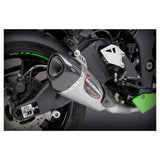 Yoshimura Alpha T Works Race Slip-On Exhaust for Kawasaki ZX-10R