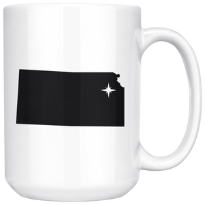 Kansas Coffee Mug - KS - MissionMint
