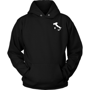 Italy Unisex Hoodie - MissionMint