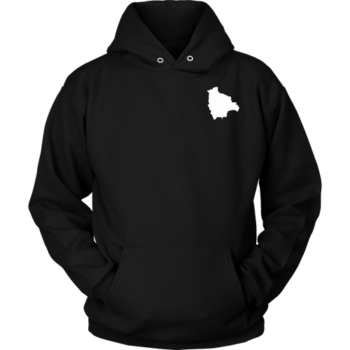 Bolivia Unisex Hoodie - MissionMint