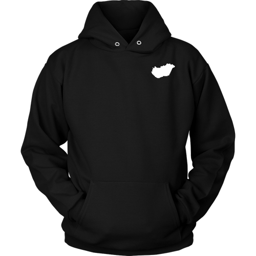 Hungary Unisex Hoodie - MissionMint