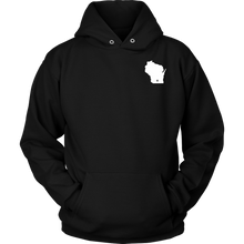 Load image into Gallery viewer, Wisconsin WI Unisex Hoodie - MissionMint