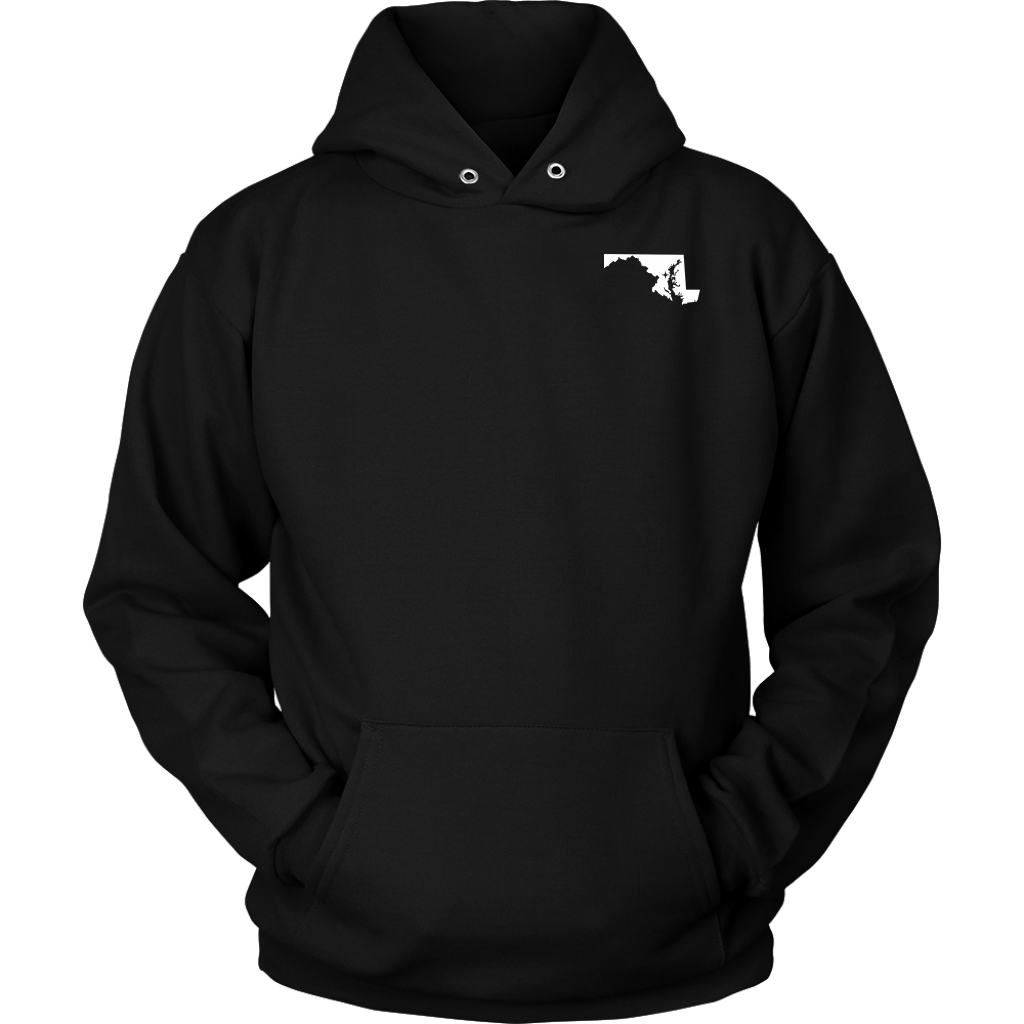 Maryland MD Unisex Hoodie - MissionMint