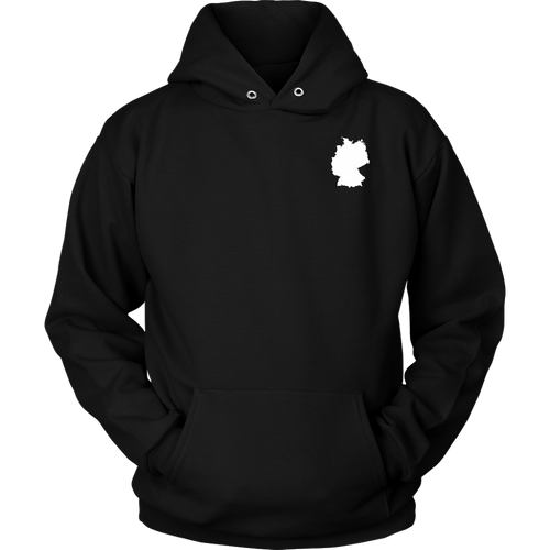 Germany Unisex Hoodie - MissionMint