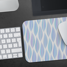 Load image into Gallery viewer, Mouse Pad Blue Pattern - MissionMint