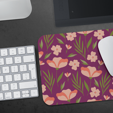 Load image into Gallery viewer, Mouse Pad Floral Pattern - MissionMint